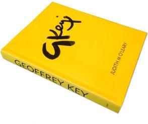 Judith O'Leary Geoffrey Key Signature book