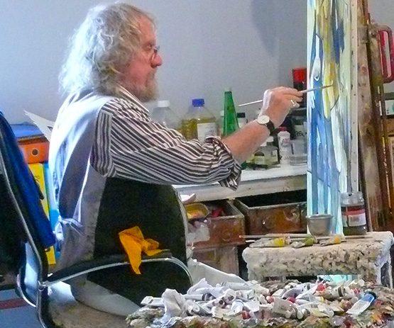 Manchester artist Featuring Geoffrey Key