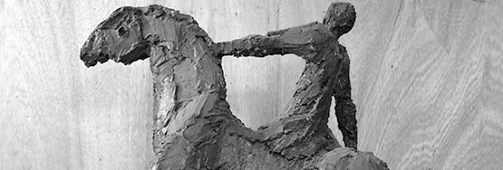 Geoffrey Key Sculpture horse
